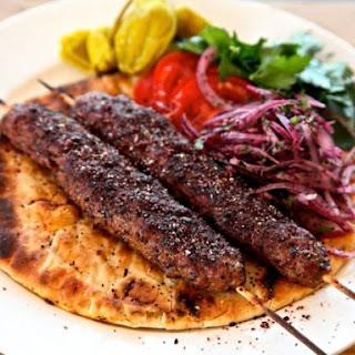 Adana Kebabs (Ground Lamb Kebabs)