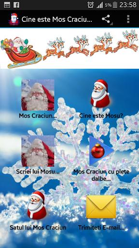 Cine este Mos Craciun