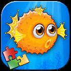 Underwater Puzzle icon