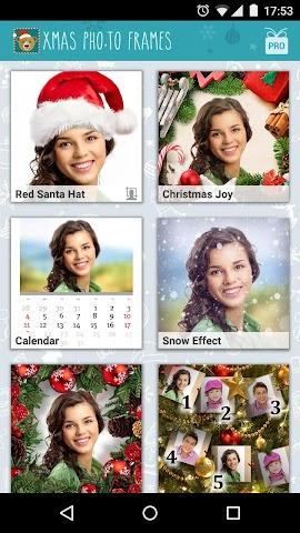 Screenshot 2 Weihnachten Foto Rahmen