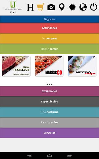 【免費旅遊App】Hotel Jardines de Uleta Suites-APP點子