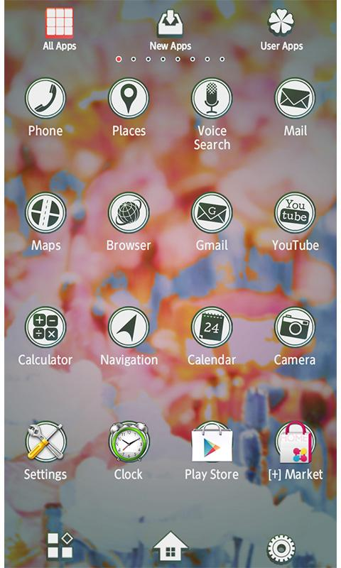 Flower Wallpaper Memories- screenshot