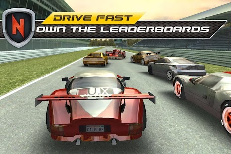 Real Car Speed: Need for Racer - screenshot thumbnail