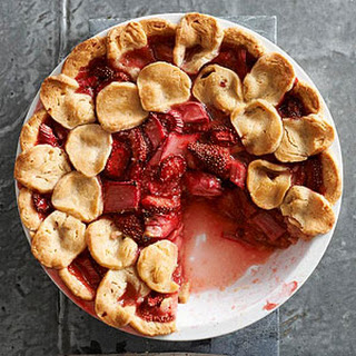 Best-Ever Strawberry Rhubarb Pie