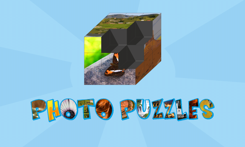 Photo Puzzles Free - screenshot