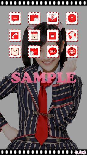 無料个人化AppのAKB48きせかえ(公式)渡辺麻友-B3rd-|記事Game