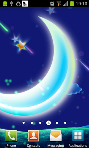 玩免費個人化APP|下載스타 유성 배경 화면을 꿈 app不用錢|硬是要APP