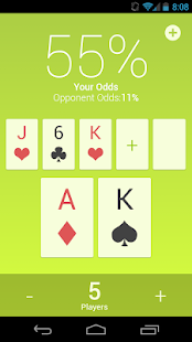 Hold 'Em Odds - Poker Assist - screenshot thumbnail