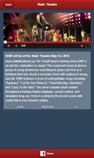 State Theatre NJ- screenshot thumbnail