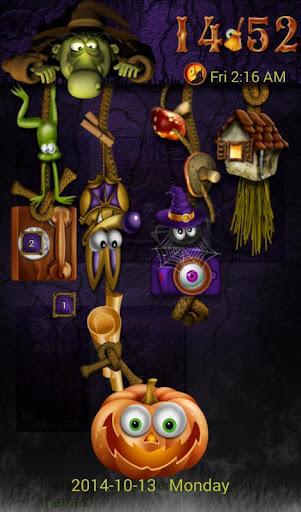 GO Locker: Halloween Theme