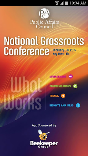 GRC15 Grassroots Conference