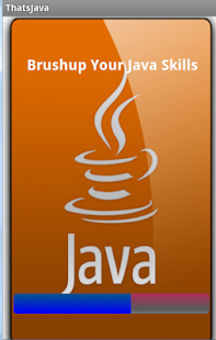 ThatsJava2- screenshot thumbnail