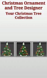 Christmas Ornaments and Tree - screenshot thumbnail