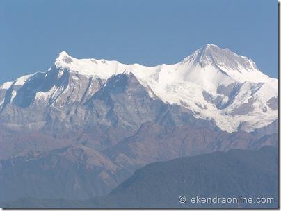 himal, mountain : Leisure pics in Pokhara