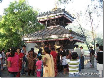 Dashain 2065 Taal Barahi Pokhara (5)