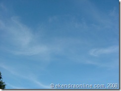 leisure graph with azure sky and the alluring scenic shots