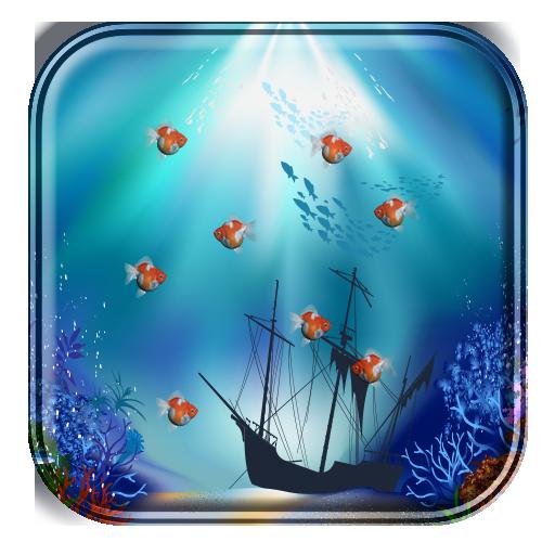 个人化の水族館 LOGO-記事Game