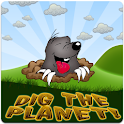 Dig Planet!  Panorama Viewer logo