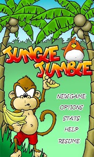 Jungle Jumble Lite - screenshot thumbnail