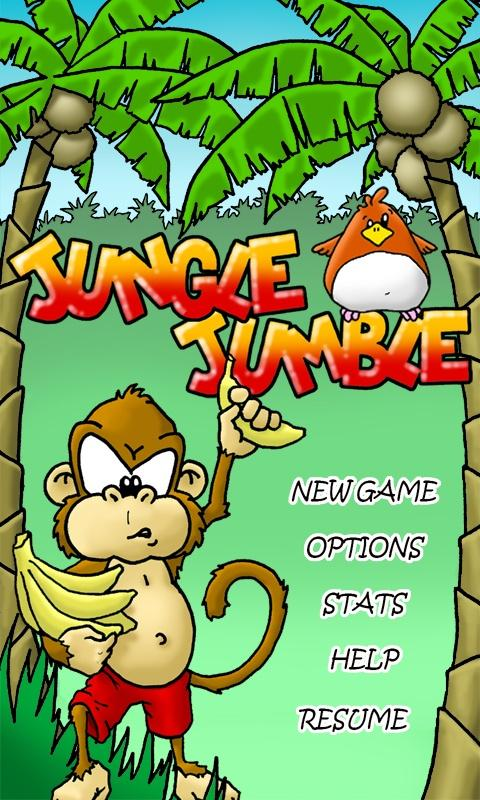 Jungle Jumble Lite- screenshot
