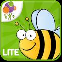 Kids Sliding Puzzle Lite icon