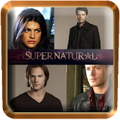 Guess Supernatural Tv Series