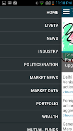 The Economic Times News Screenshot 12