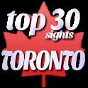 Toronto Top 30 Sights icon