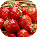 Strawberry Live Wallpaper icon