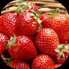 Strawberry Live Wallpaper icon
