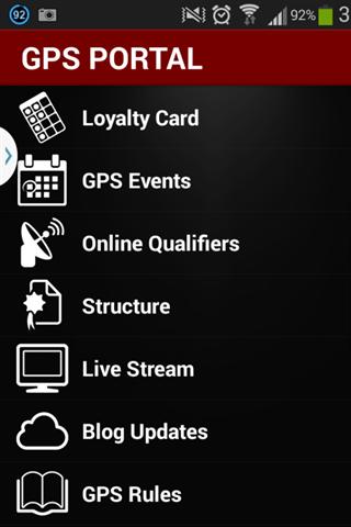 GPS Mobile Portal