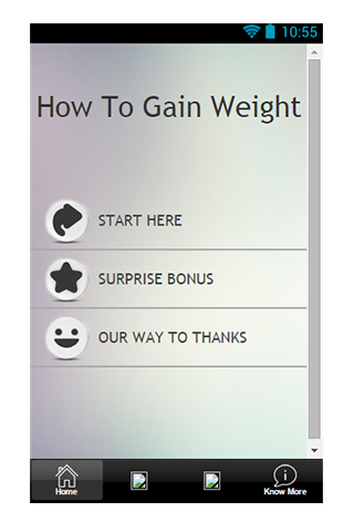 How To Gain Weight Guide