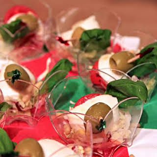Caprese Finger Food.