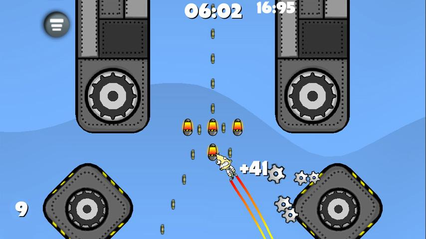 Dr Rocket Free - screenshot
