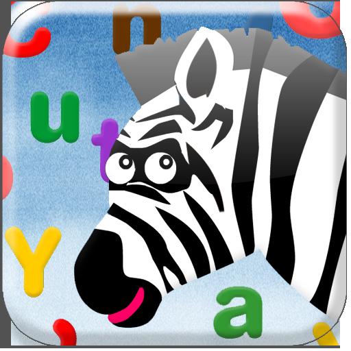 法國供兒童閱讀的ABC LOGO-APP點子