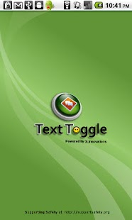 TextToggle - screenshot thumbnail