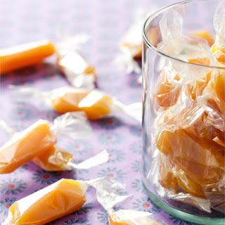 Passion Fruit Caramels.