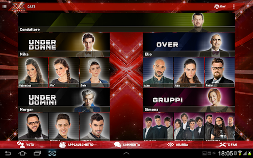 X Factor 2013 - screenshot thumbnail