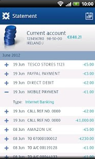 Ulster Bank ROI - screenshot thumbnail