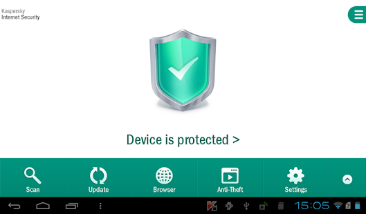 Kaspersky Internet Security Screenshot 18