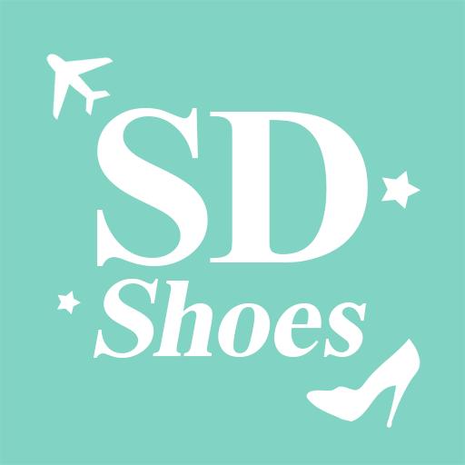 SD韓美鞋:韓星代言韓國空運美鞋專賣店 購物 LOGO-玩APPs