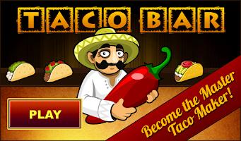 Screenshot of Taco Bar Actually Free Game