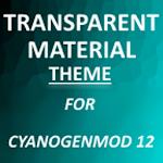 Transparent Material - CM13/12 v2.3