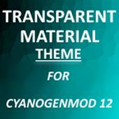 Transparent Material - CM12