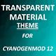 Transparent Material - CM12 v1.5