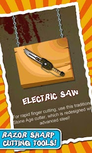Finger Cutter - screenshot thumbnail