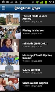 The Clarion-Ledger - screenshot thumbnail