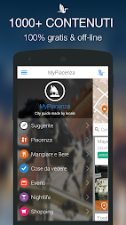 MyPiacenza - Guide Offline APK screenshot thumbnail 3