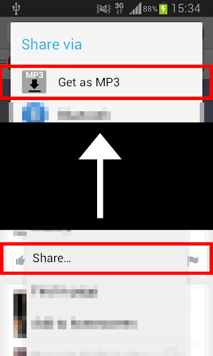 Get as MP3