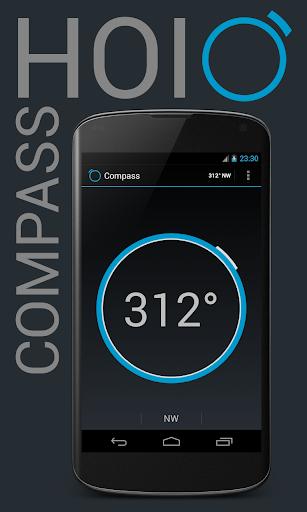 Holo Compass